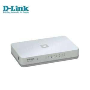 سوییچ 8 پورت گیگابیتی D-LINK DGS-1008A