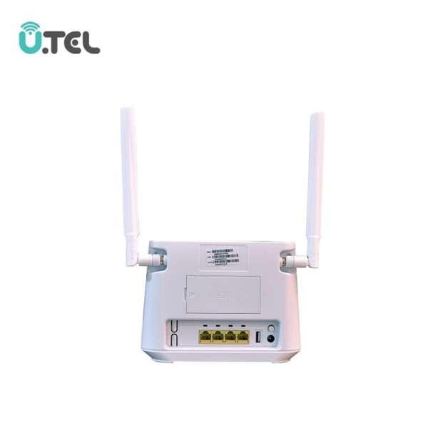 حراج! مودم روتر بی سیم ۴G LTE برند UTEL مدل L443(همراه اول-آنلاک شده)