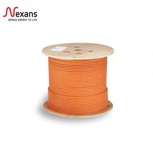 کابل شبکه نگزنس Cat6 UTP روکش PVC حلقه 305 متری تمام مس