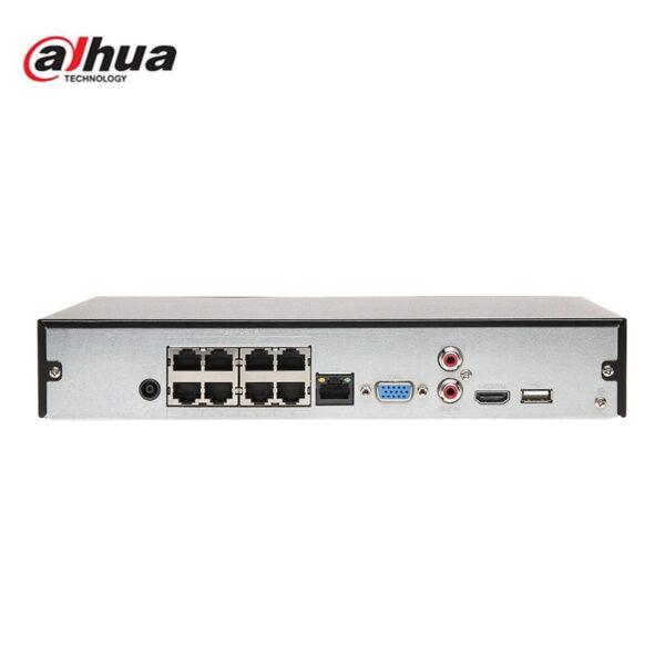 دستگاه ضبط 8 کانال داهوا DH-NVR4108HS-8P-4KS2