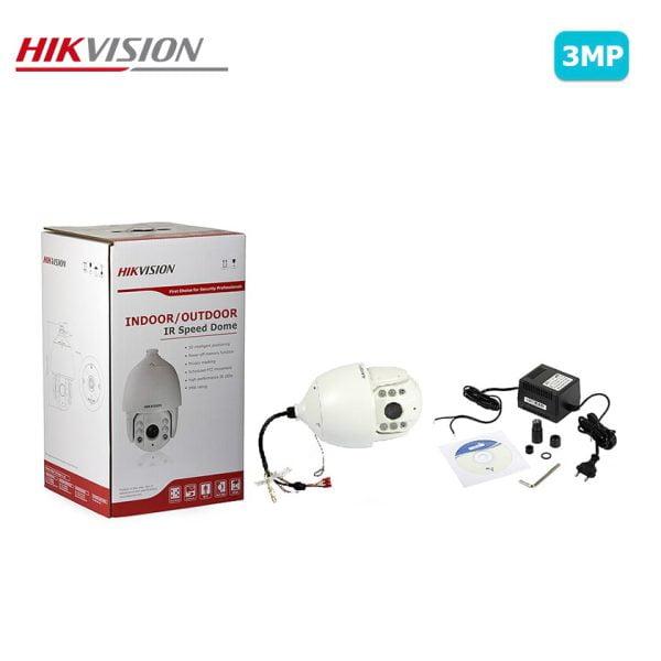دوربین مداربسته گردان هایک ویژن مدل DS-2DE7320IW-AE