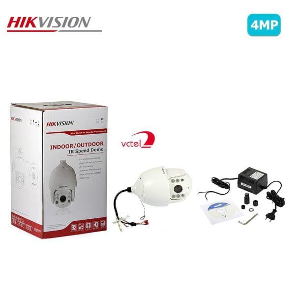 دوربین مداربسته گردان هایک ویژن مدل DS-2DE7420IW-AE