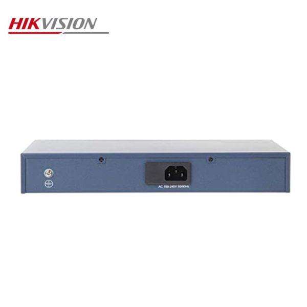 Hikvision DS-3E1318P-E-16-port switch