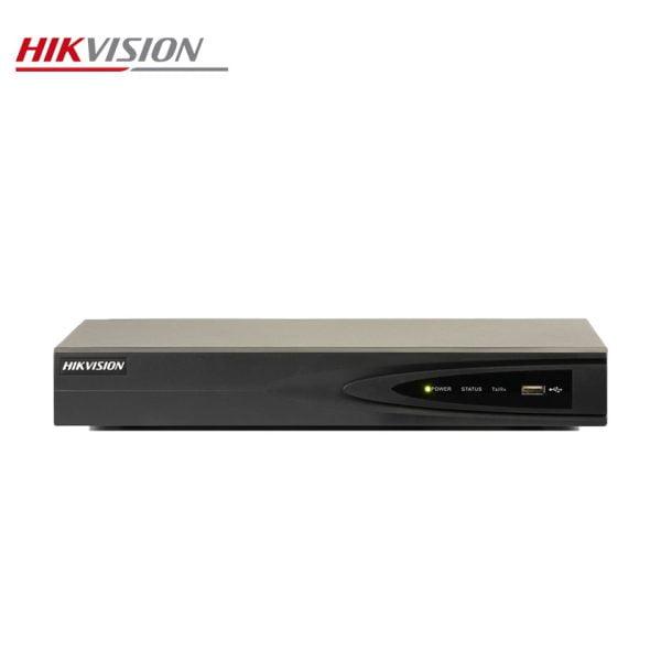 ضبط کننده ویدیویی تحت شبکه NVR هایک ویژن مدل DS-7608NI-E2/8P