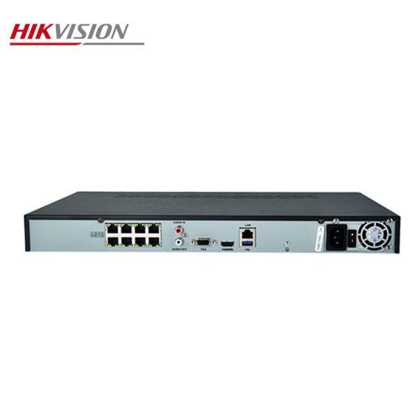 دستگاه 8 کانال تحت شبکه هایک ویژن مدل DS-7608NI-Q1/8P