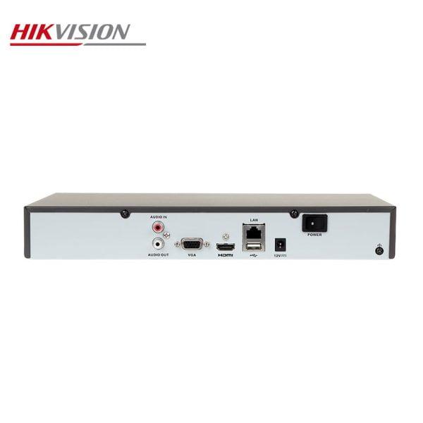 دستگاه 8 کانال تحت شبکه هایک ویژن مدل DS-7608NI-K1