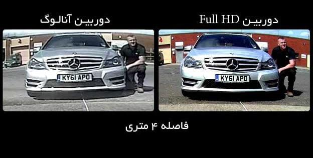 دوربین مداربسته ahd