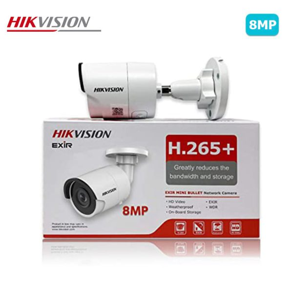 قیمت دوربین مداربسته هایک ویژن مدل DS-2CD2083G0-I